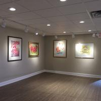 Gallery Space - Remodeled 2017