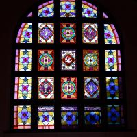 Richmond Area Arts Council Stained Glass